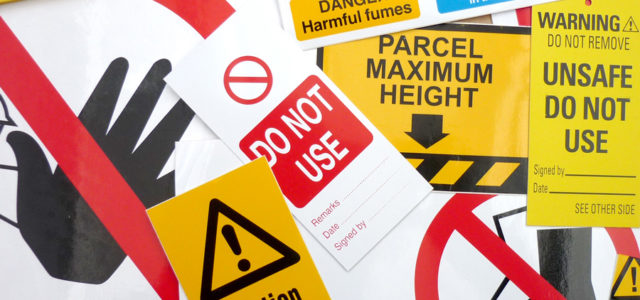 ALL TYPES OF PRINTED LABELS
