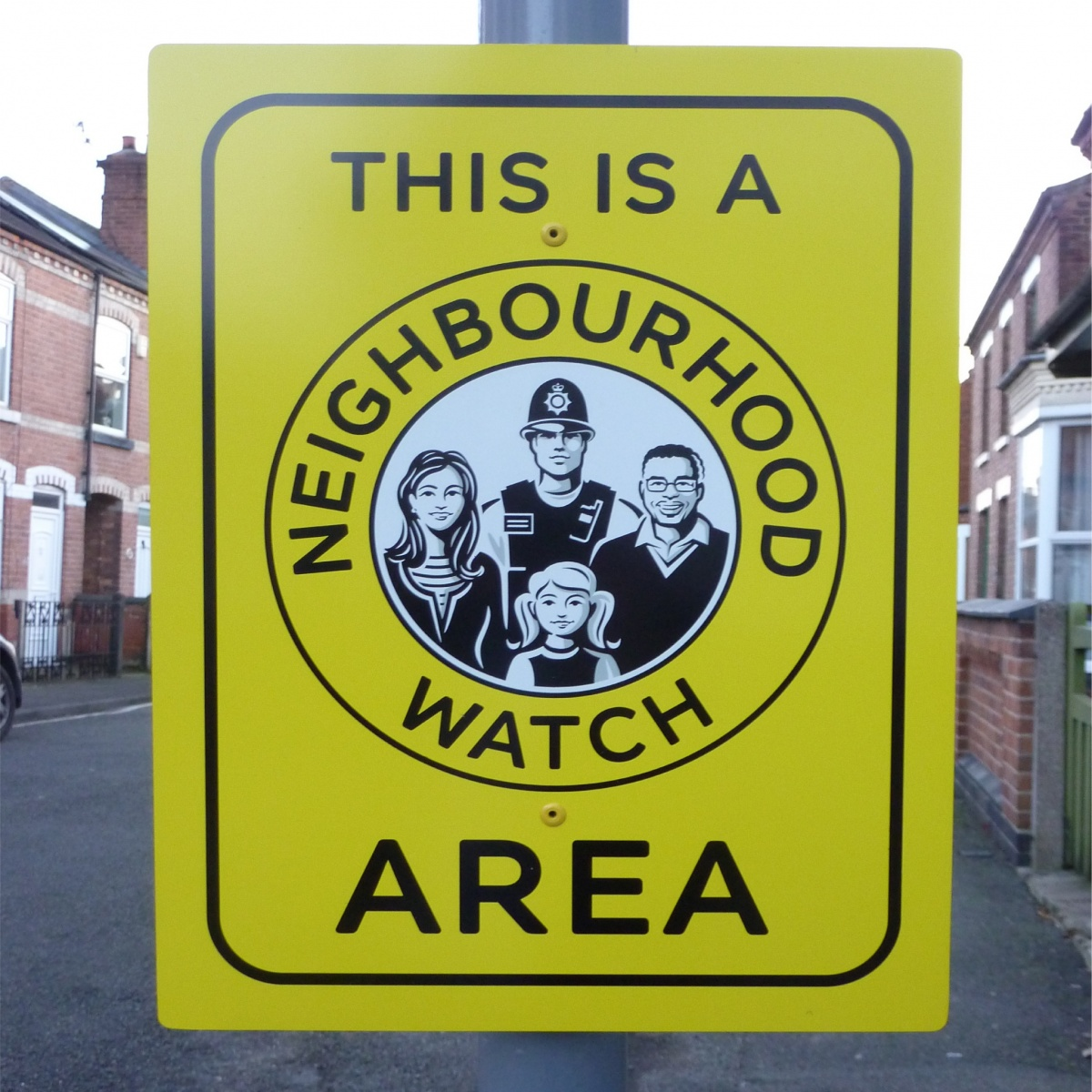 Neighbourhood Watch Signs