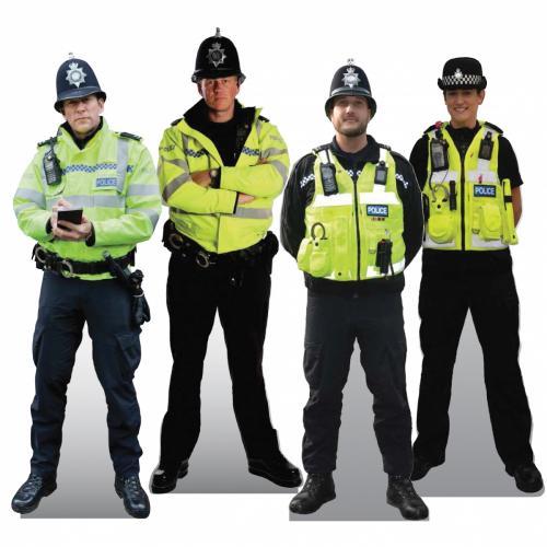 Cut Out Cops